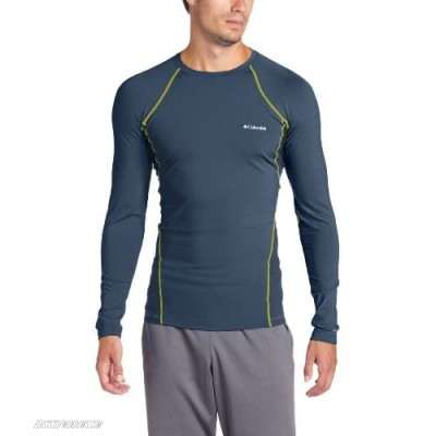 Columbia Men's Baselayer Midweight Long Sleeve Top Mystery X-Large