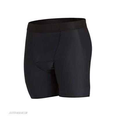 Men's Black Bathing Suit Swim Liner- Compression Underwear for Mens Bathing Suit or Shorts
