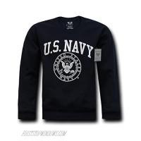 Rapiddominance Navy Crewneck Sweatshirt
