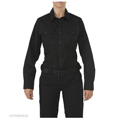 5.11 Tactical Women's Class A Stryke PDU Long Sleeve Shirt Teflon Treated Fabric Style 62008