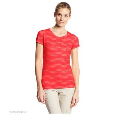 Columbia Sportswear Women's Trail Crush Print Short Sleeve Shirt