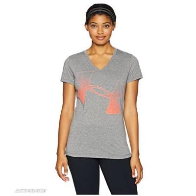 Under Armour Women's Threadborne Short Sleeve V Graphic