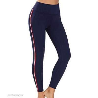 AS ROSE RICH Workout Leggings for Women - Yoga Pants - High Waisted Leggings