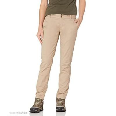 Mountain Khakis Women's Sadie Skinny Chino Pant Classic Fit