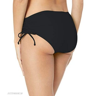 Catalina Bikini Bottoms with Side Ties Adjustable Bathing Suit Bottoms Swimsuits for Women