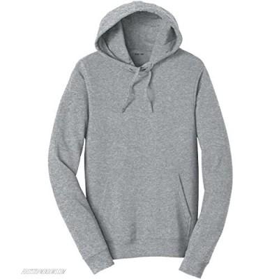 Joe's USA 8.5 oz Favorite Fleece Hoodie - Hooded Sweatshirt in Sizes XS-4XL