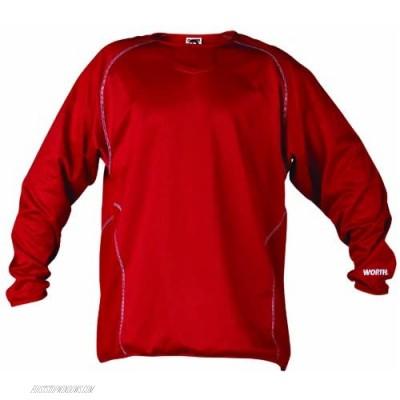 Worth Wfp Men's Long Sleeve Fleece Pullover