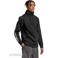 Jordan Nike Men's Air Flight Tech Lite ¼-Zip Top Black AO0408-010