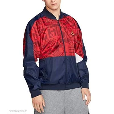 Nike Men's Air Jordan Legacy Flight FIBA Track Jacket CJ9082-451