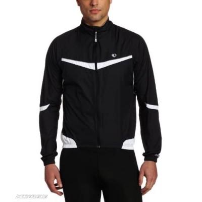 Pearl Izumi Men's Elite Barrier Jacket Black/White Large