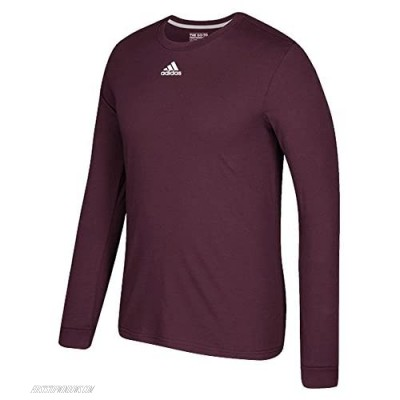 adidas Men's Go-to Performance Slim Fit Long Sleeve T-Shirt 629T