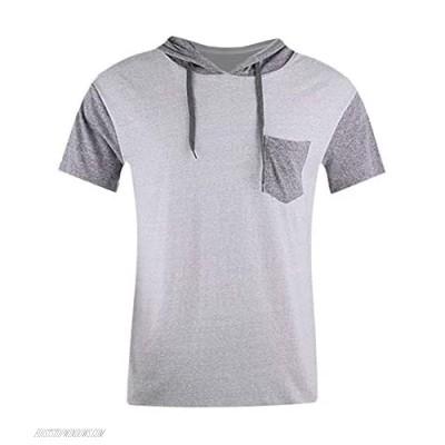 Beautiful Giant Mens Teen Short Sleeve Hoodies T-Shirt Travel Outdoor Activities Long Sleeve Shirt
