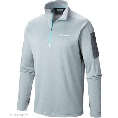 Columbia Sportswear Men's Trail Dash Half Zip Shirt