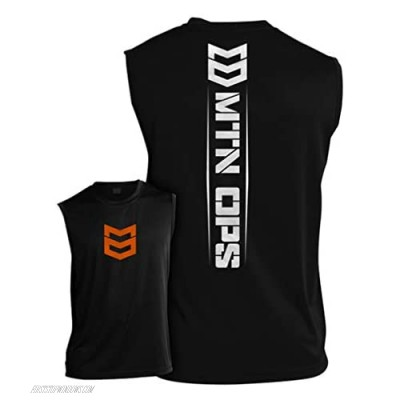 MTN OPS Stacked Tank Black