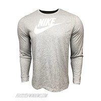 Nike Men's Long Sleeve T-Shirt 100% Cotton